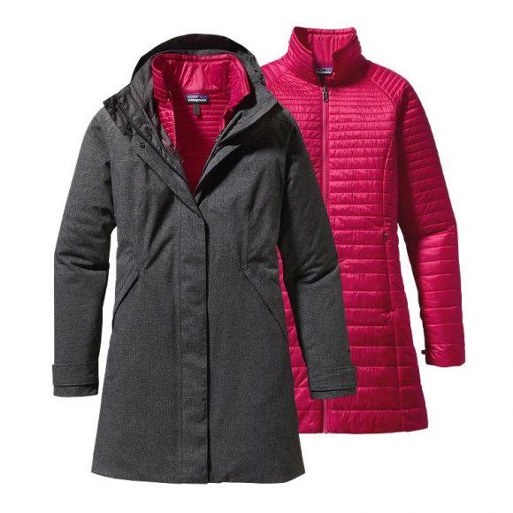 patagoniaコート購入