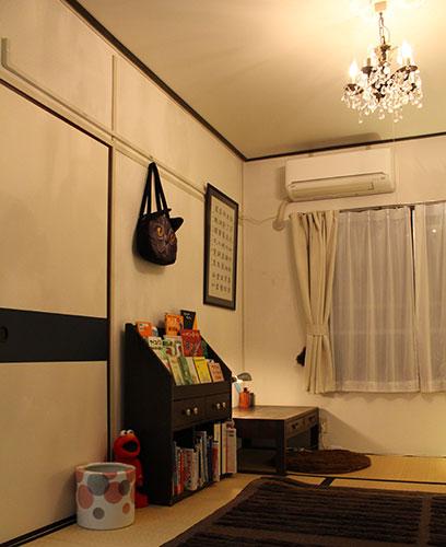 団地の和室