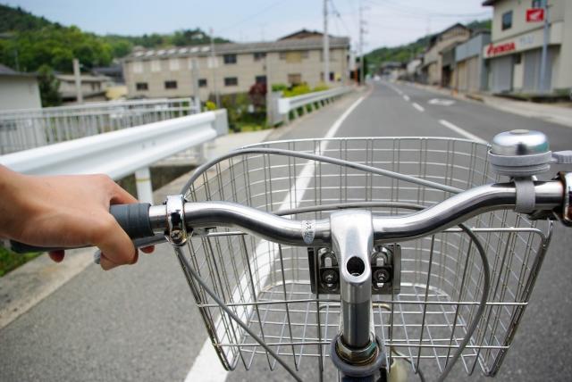 慣れれば自転車生活は快適