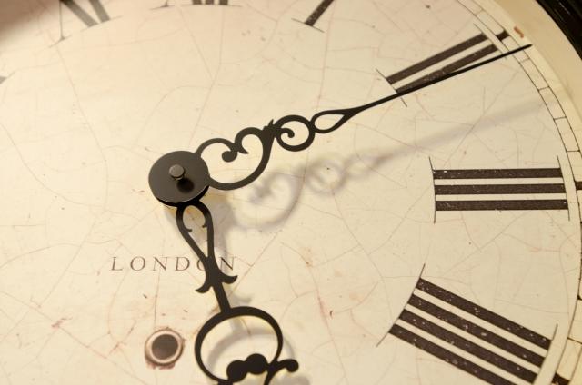 時間の分散